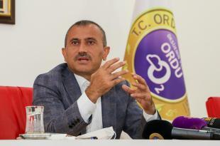 VALİ SONEL'DEN İYİ HABER GELDİ