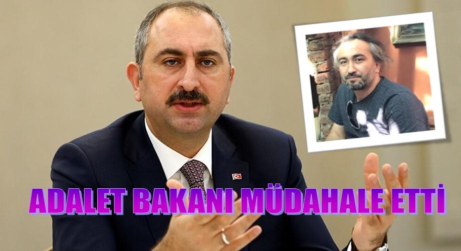 BAKAN GÜL, HSK'YA İNCELEME İZNİ VERDİ