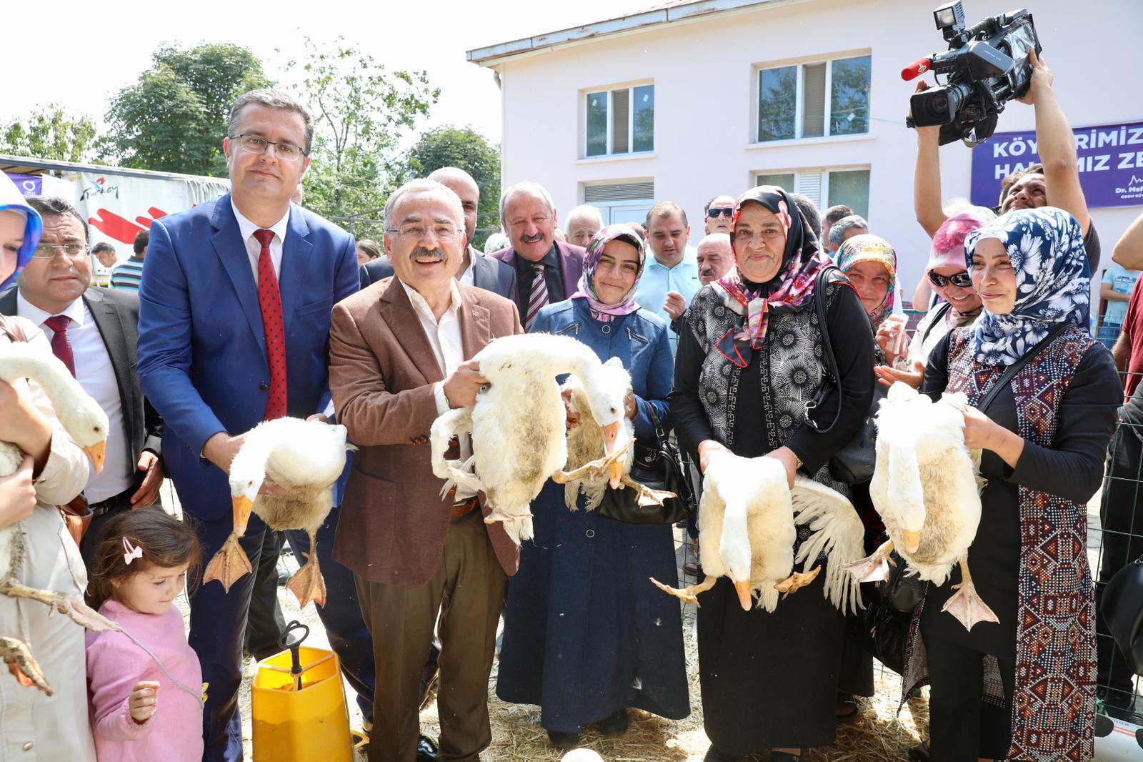 ORDU KIRSAL KALKINMANIN BAŞKENTİ OLUYOR