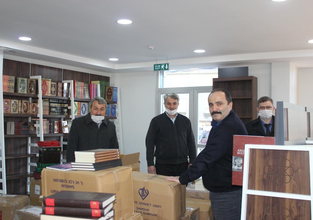 Türkiye Diyanet Vakfı Ünye Kitabevi Açılıyor