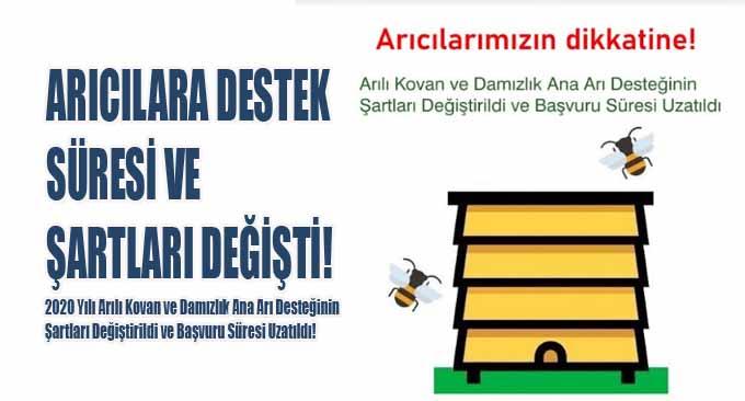 Ünye İlçe Tarım ve Orman Müdürlüğü Arıcıları Uyardı