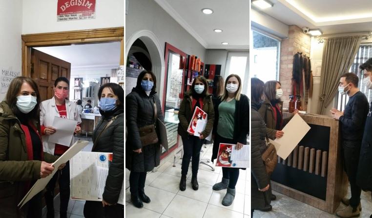 CHP Kadın Kolları 'Yaşam Hak' projesini anlattı