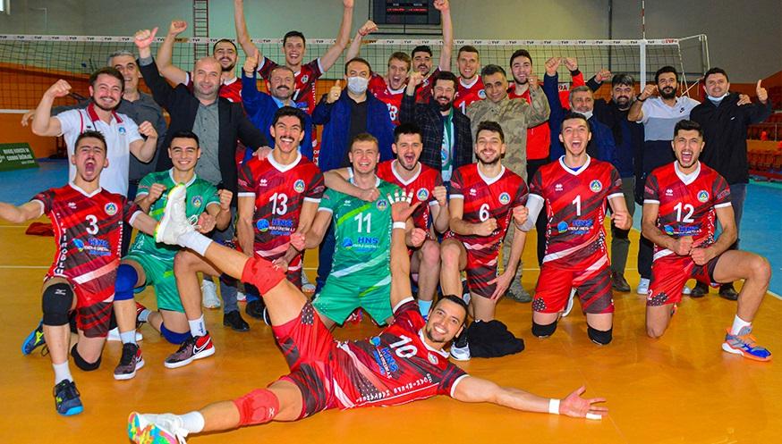 Akkuş Belediyespor Şanlıurfa Maçına Hazır
