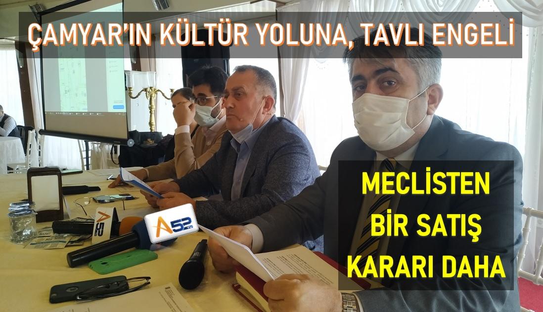 BELEDİYE MECLİS TOPLANTISI TARTIŞMALI GEÇTİ