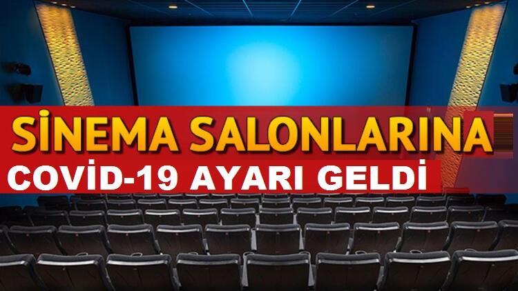 VALİLİKTEN SİNEMA SALONLARINA COVİD-19 AYARI