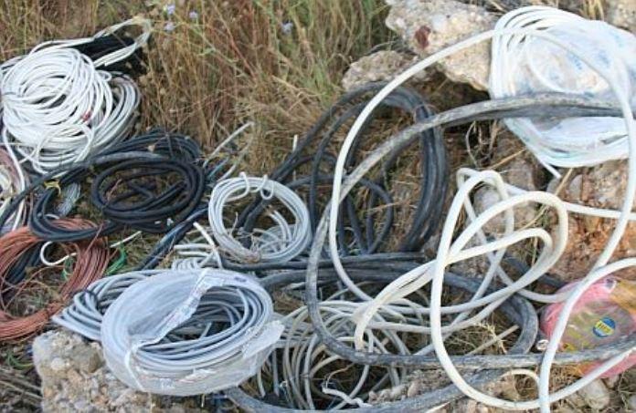 Haberleşme ve Enerji Nakil Kablo Hırsızlığı