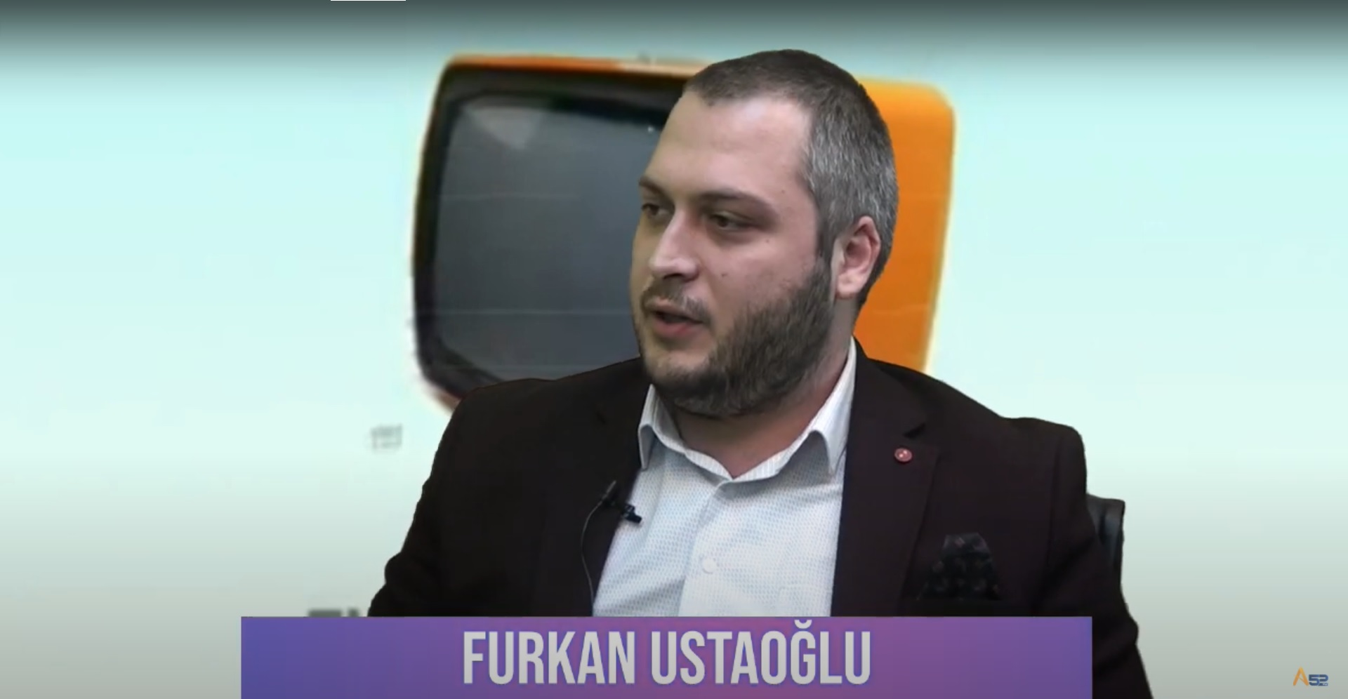 GENÇ İŞ ADAMI A52 TV'YE KONUK OLDU