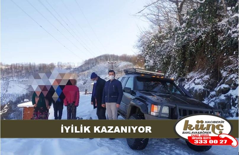 İYİLİK KAZANIYOR
