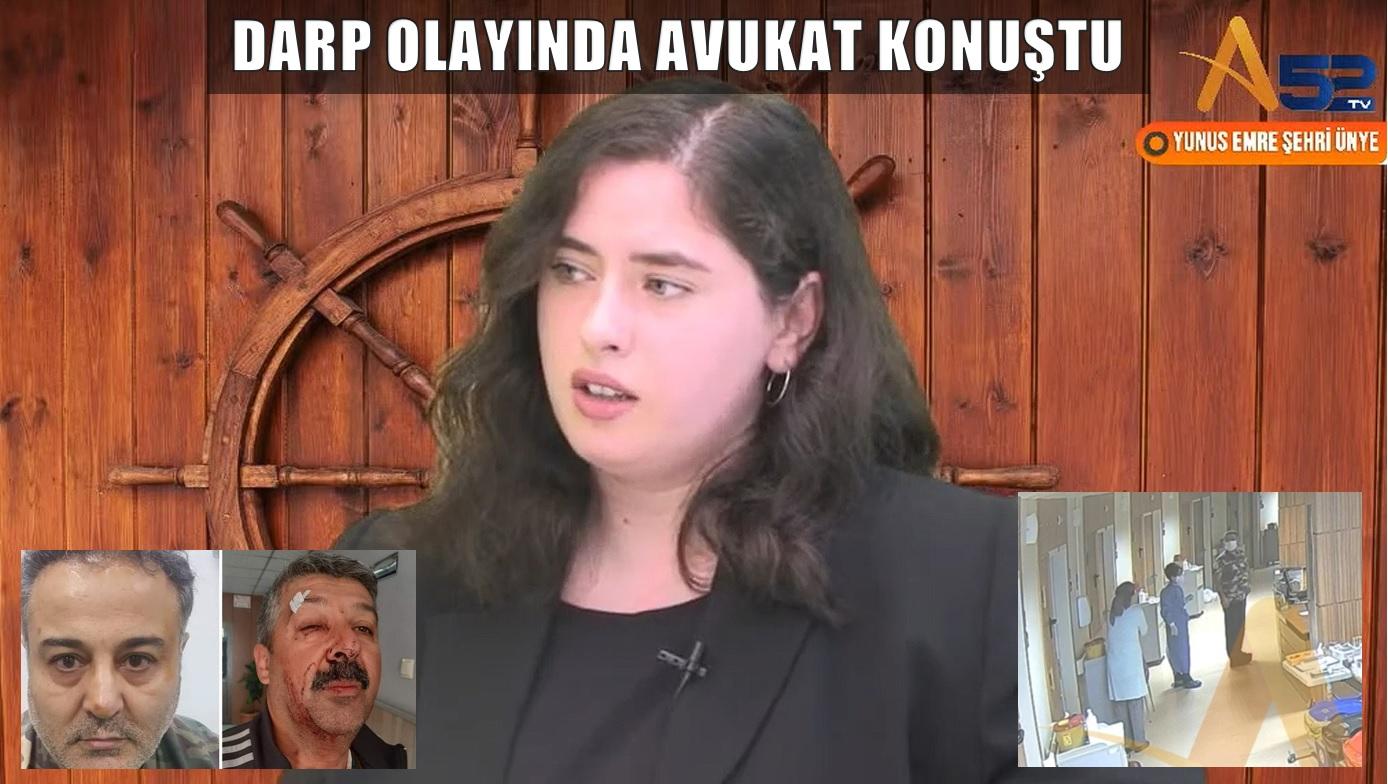 HASTANEDEKİ DARP OLAYINDA PERDE ARALANDI
