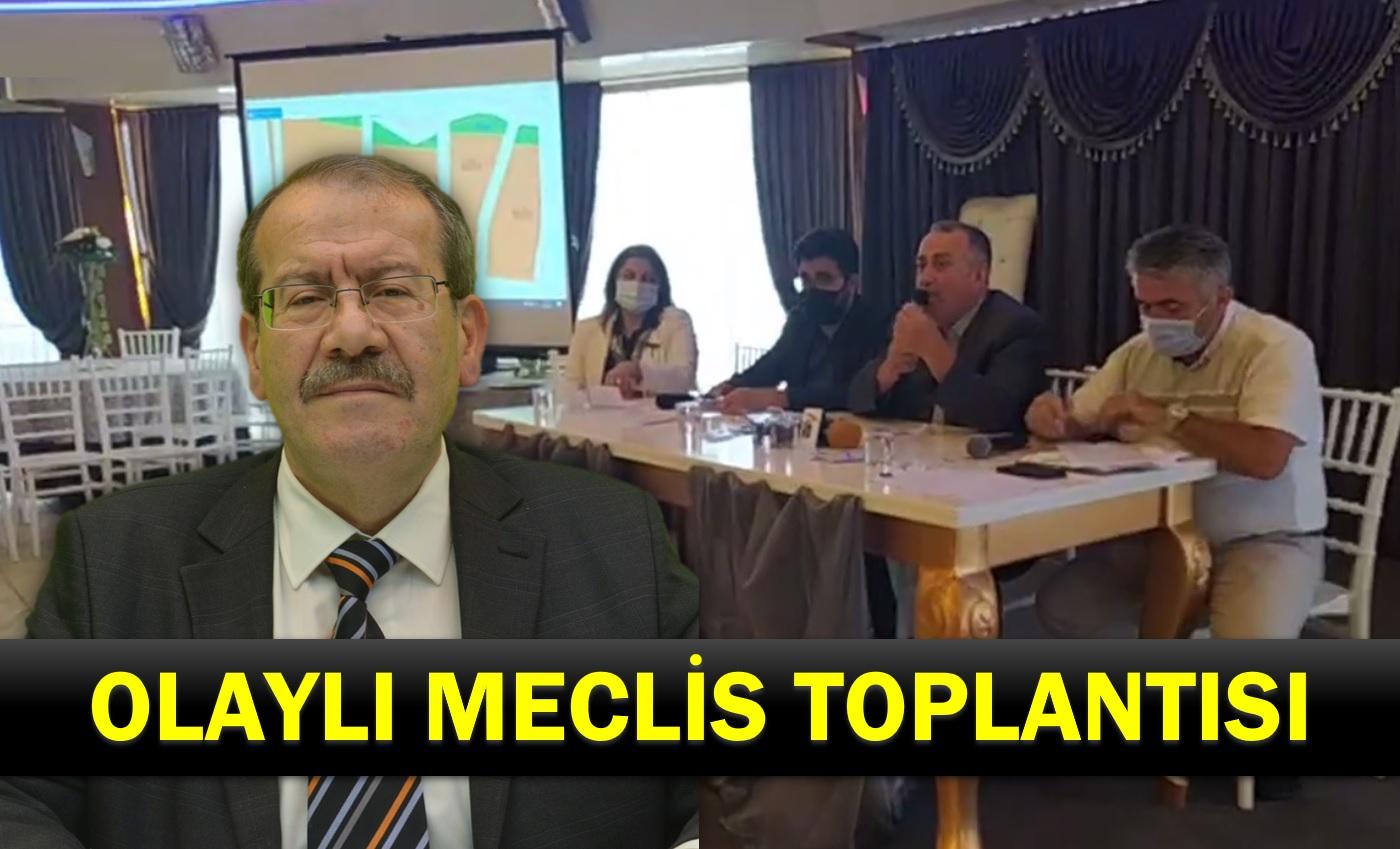 OLAYLI MECLİS TOPLANTISI