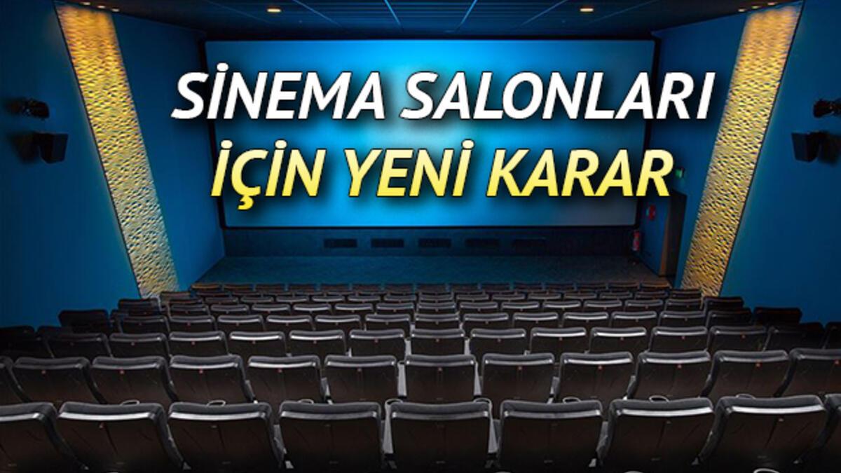 Valilikten Sinema Salonları Kararı