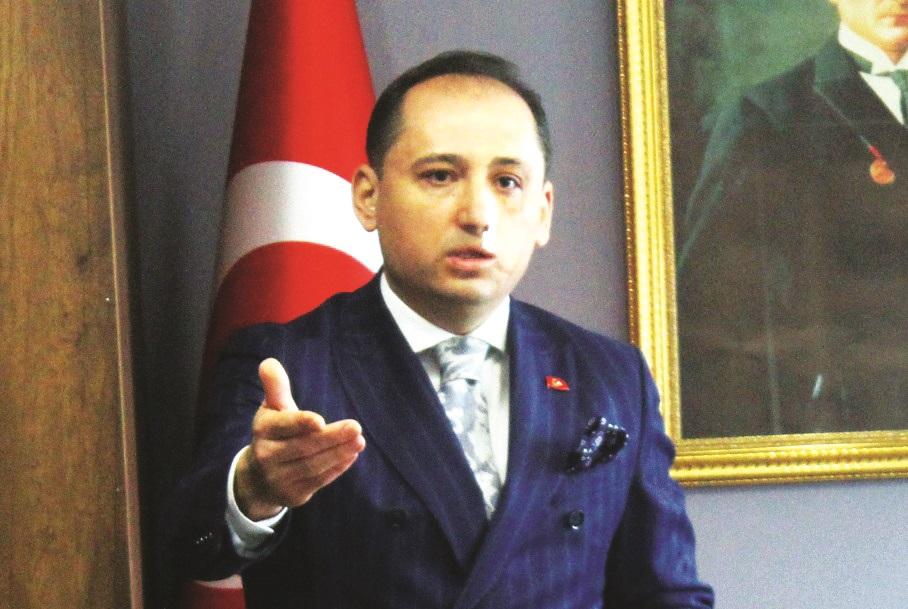 """Başkan Murat Kaçak """"Yeni Yönetimi Tanımıyorum!"""""""