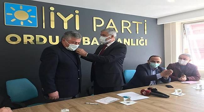 İyi Parti İl Başkanlığı danışmanlığına Erhan Köleoğlu getirildi.