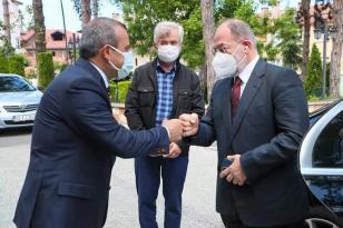 AK Parti Erzurum Milletvekili Akdağ'dan Ordu'da