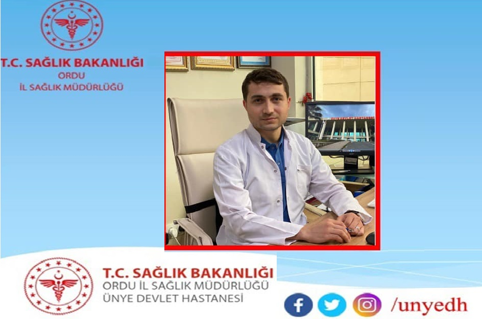 Ünye Devlet Hastanesine Göz Hastalıkları Uzmanı Atandı