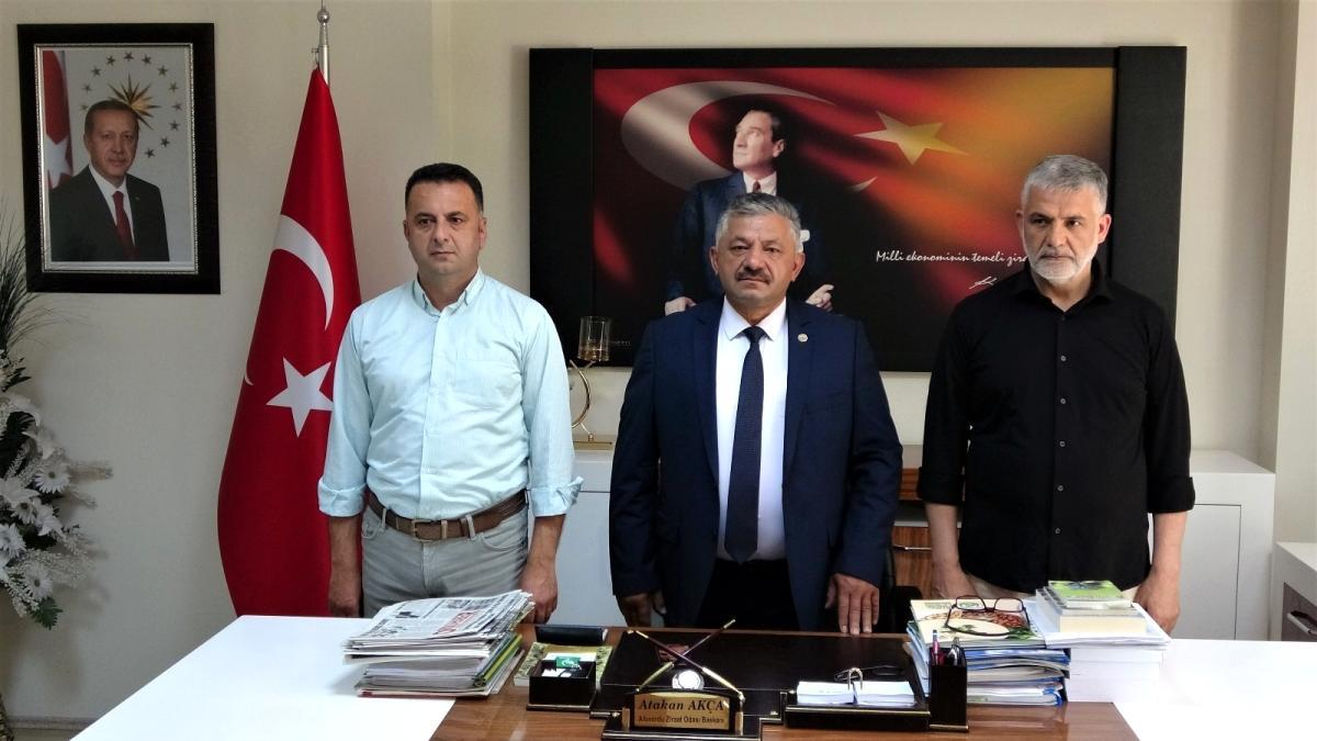 Başkanlar Fındık Fiyatı İçin Ankara ya gidecek