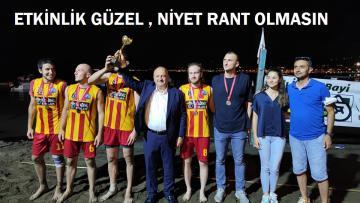 TAVLI'DAN RANT KOKULU ORGANİZASYON