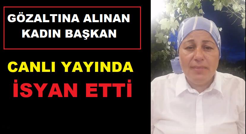 ADALET İSTİYORUM
