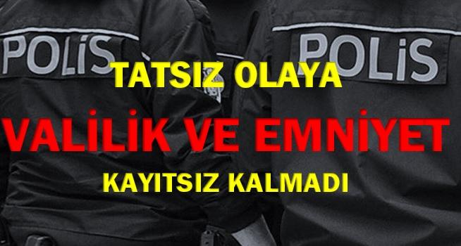 İKİ POLİS HAKKINDA SORUŞTURMA BAŞLATILDI