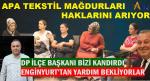 TEKSTİL İŞÇİLERİ HAKLARINI ARIYOR