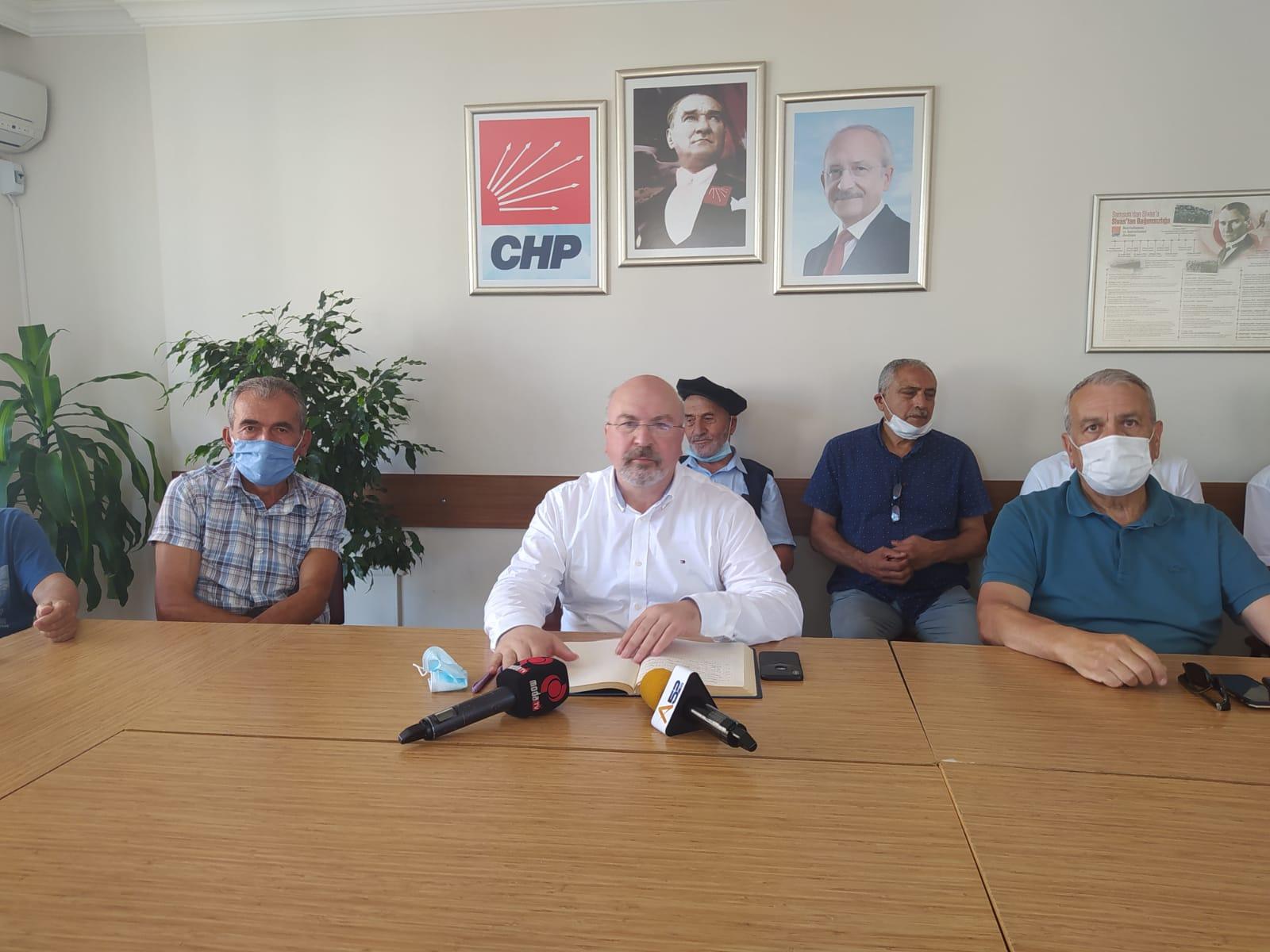 CHP EKONOMİ MASASI HEYETİ ORDU'YA GELİYOR