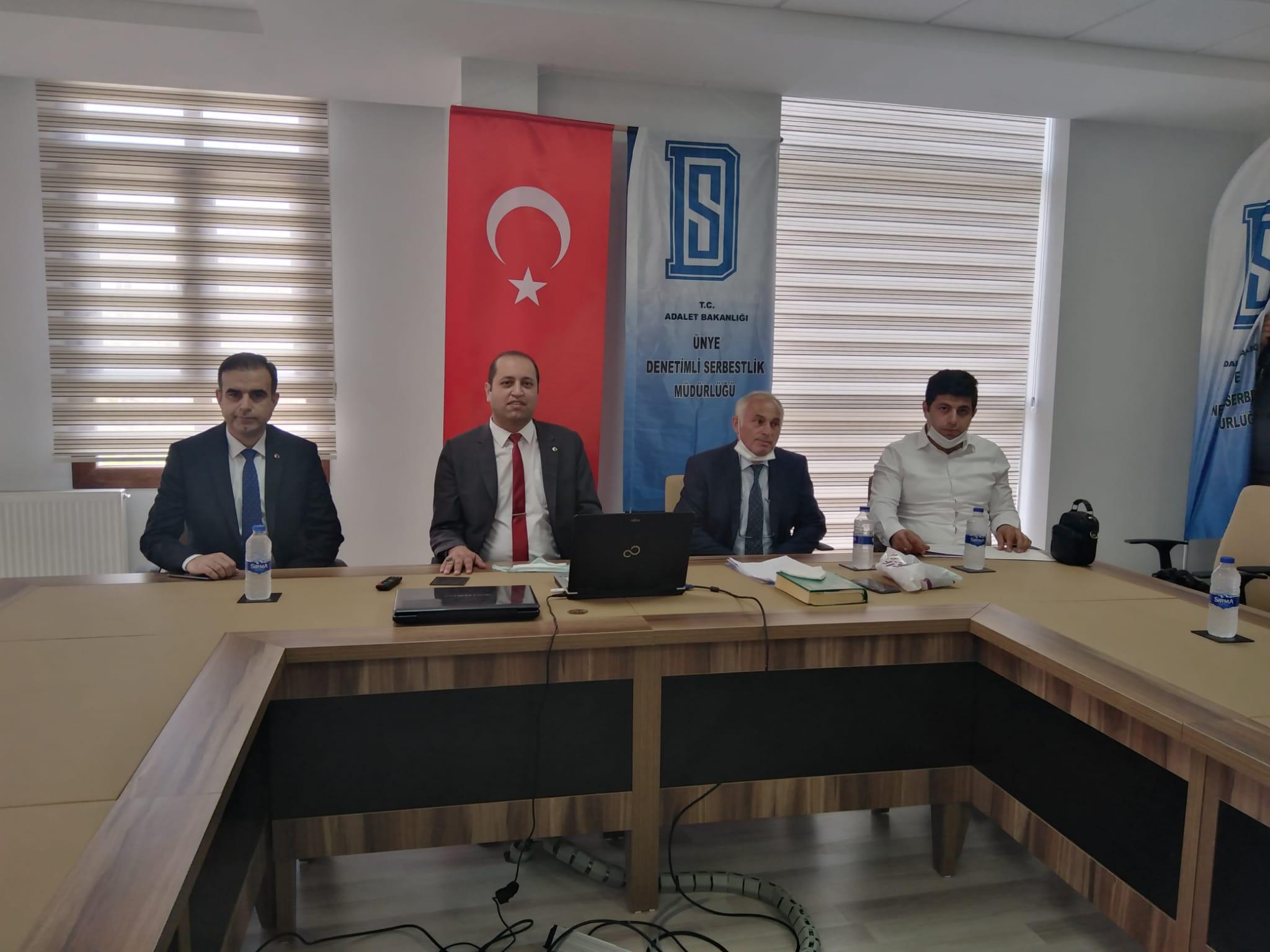 """""""DEMOKRASİ VE BİRLİK GÜNÜ"""" YASİN-İ ŞERİF İLE ANILDI"""