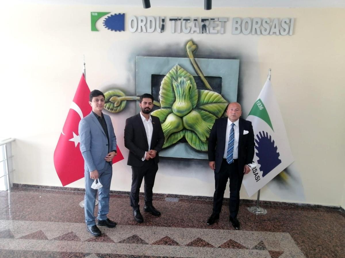 İran a Türk fındığı ihracatı için ilk adım